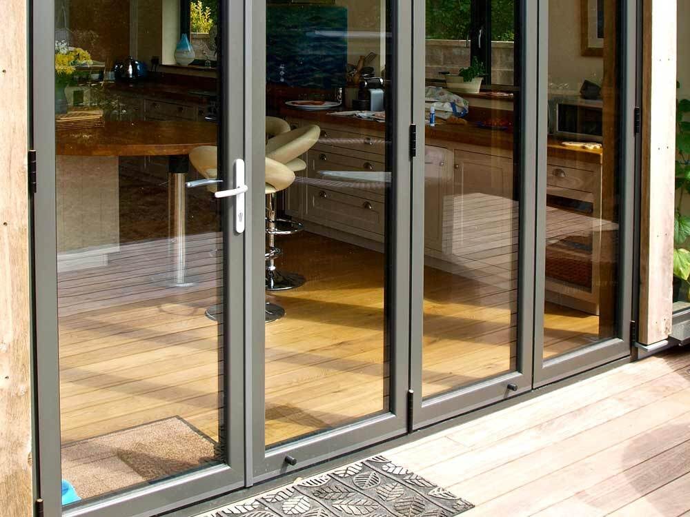 Aluminium Bifold Doors Lincoln