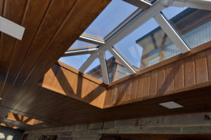 Roof lantern Lincolnshire