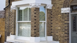 Conservation area windows